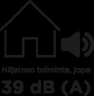 39 dB