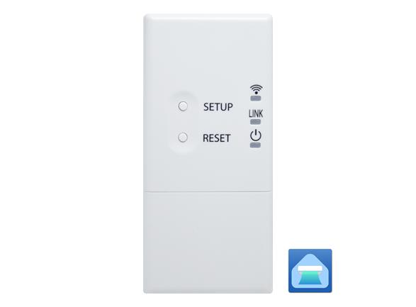 Tuotekuva - Toshiba Home AC Control WIFI-etäohjaus