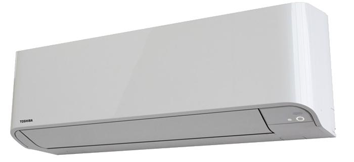 Tuotekuva - Toshiba Mirai -ilmalämpöpumppu