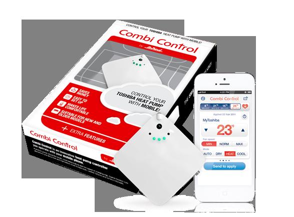 Tuotekuva - Combi Control-etäohjauslaite